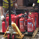 Fire Protection Recyling